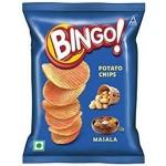 BINGO POTATO CHIPS MASALA RS 5