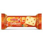 BRITANNIA CAKE GOBBLES ORANGE BLAST