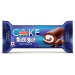 BRITAANIA CAKE  ROLLYO CHOCOLATE CAKE