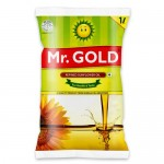 MR.GOLD REFINED SUNFLOWER OIL 1 L