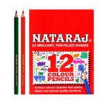 NATRAJ COLOUR PENCIL RS25