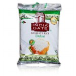 INDIA GATE BASMATI RICE DUBAR 1 KG