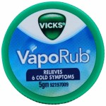 VICKS VAPORUB RS 20