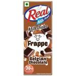 REAL MILKSHAKE FRAPPE BELGIUM CHOCOLATE RS 30