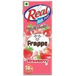 REAL MILKSHAKE FRAPPE STRAWBERRY RS 30