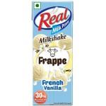 REAL MILKSHAKE FRAPPE FRENCH  VANILLA RS 30