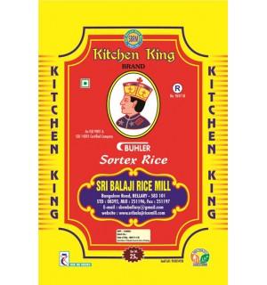 Kitchen King Rice Bag 25KG