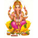 LORD VINAYAGAR STICKER