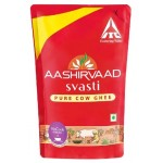 AASHIRVAAD SWASTI GHEE 50 GRAMS POUCH