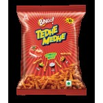 BINGO TEDHE MEDHE TOMATO MASTI CHIPS 10 RS