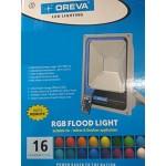OREVA 100W RGB FLOOD LIGHT (WITH REMOTE)