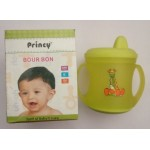 PRINCY  FEEDER CUP WITH HANDLE