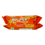 BOUNCE ORANGE CREAM BISCUITS RS 5