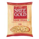 Sree Gold Toor  Dhall 1kg