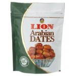 LION ARABIAN DATES 100G