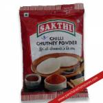 SAKTHI CHILLI CHUTNEY POWDER 20G